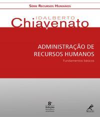 ADMINISTRACAO DE RECURSOS HUMANOS - 08 ED