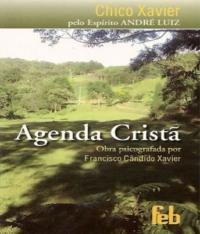 Agenda Crista - Livro De Bolso